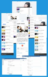 ZBlogPhp模版-CeYun自媒体响应式主题